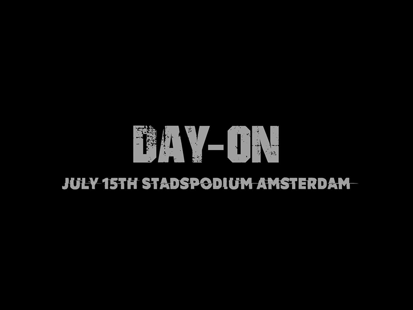 Night elements by day: Day-On Festival