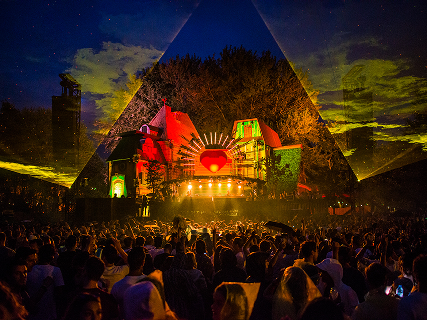 Welcome to the Future Festival 2017